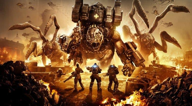 Imagen de Gears Tactics luce a través de un nuevo gameplay su estilo XCOM