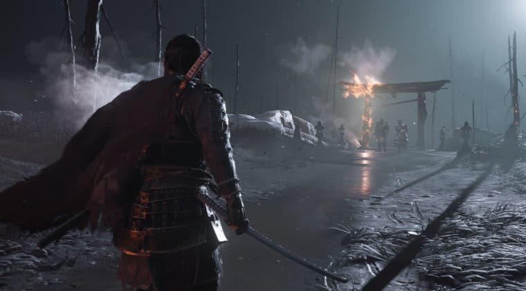 Imagen de Ghost of Tsushima luce sus escenas y jugabilidad en su nuevo tráiler japonés