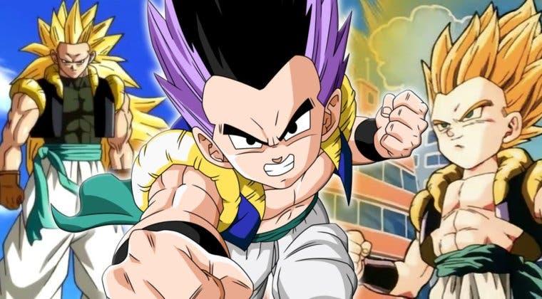 Imagen de Las 10 transformaciones de Gotenks en Dragon Ball