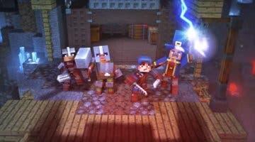 Imagen de Minecraft Dungeons anuncia la llegada del cross-play en una actualización gratuita