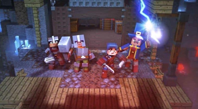 Imagen de Minecraft Dungeons anuncia su fecha de lanzamiento, precio y ediciones