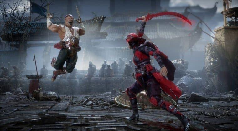 Imagen de Mortal Kombat 11 comparte sus notas del ultimo parche publicado en PC, Switch y Stadia