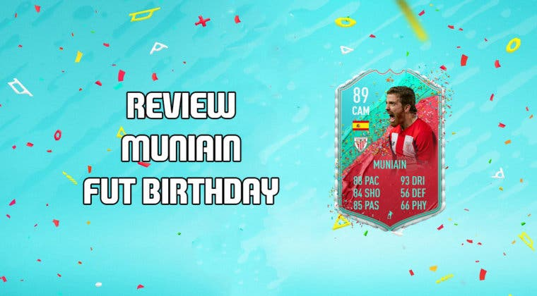 Imagen de FIFA 20: review de Iker Muniain FUT Birthday