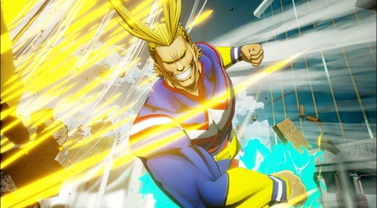 Imagen de My Hero One's Justice 2 presenta a All Might, Gran Torino y muchos más en un nuevo tráiler