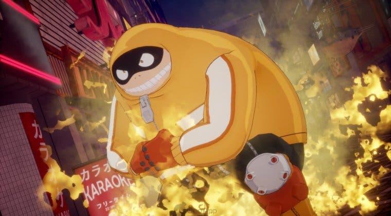 Imagen de My Hero One's Justice 2 presenta a Gang Orca, Fat Gum y más personajes en un nuevo tráiler