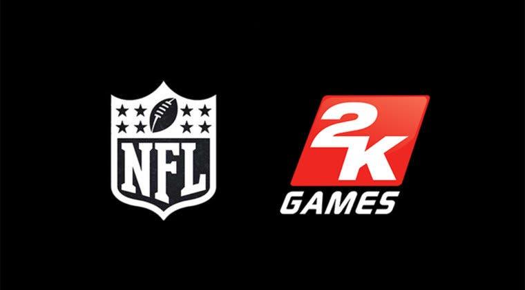 Imagen de La NFL vuelve a asociarse con 2K Games 15 años después