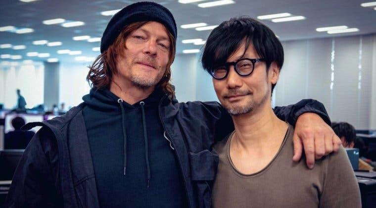 """Imagen de Norman Reedus estaría """"en conversaciones"""" para nuevos proyectos con Kojima"""