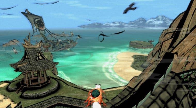 Imagen de PlatinumGames y Capcom habrían estado desarrollando Okami 2