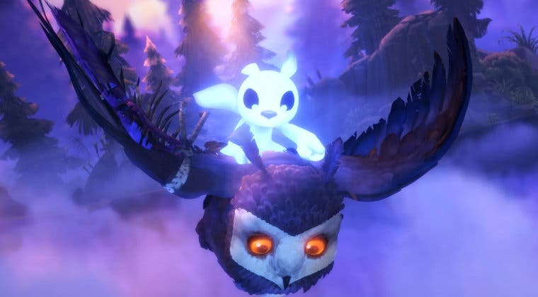 Imagen de Ori and the Will of the Wisps anuncia con un tráiler sus mejoras para Xbox Series X