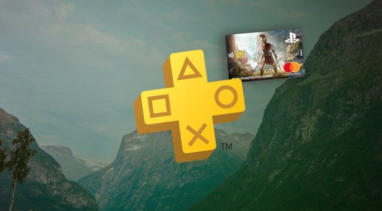 Imagen de Consigue gratis 6 meses de PS Plus y Assassin's Creed Odyssey con la tarjeta PlayStation