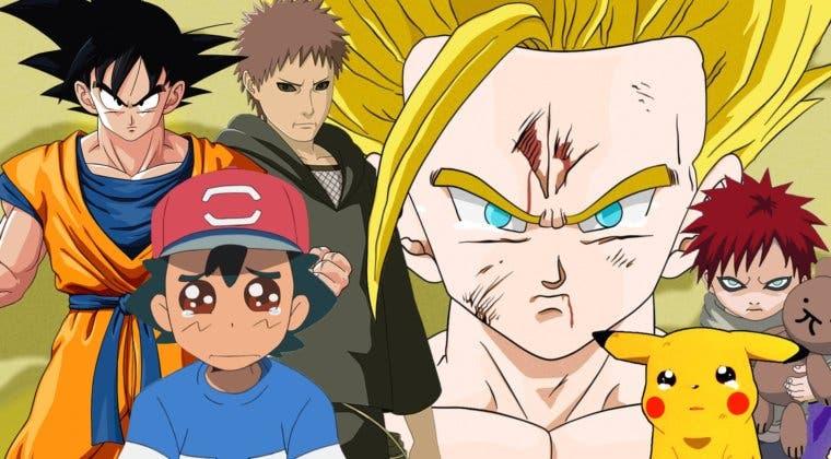 Imagen de Los 5 peores padres en la historia del anime