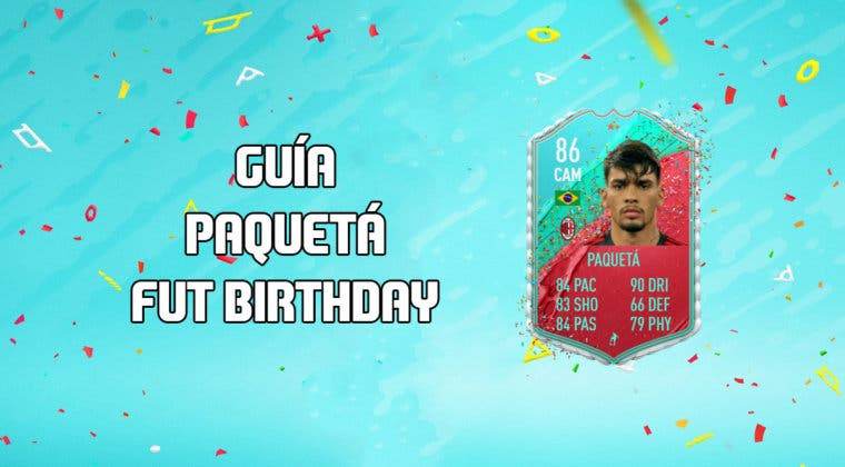 Imagen de FIFA 20: Guía para conseguir a Paquetá FUT Birthday