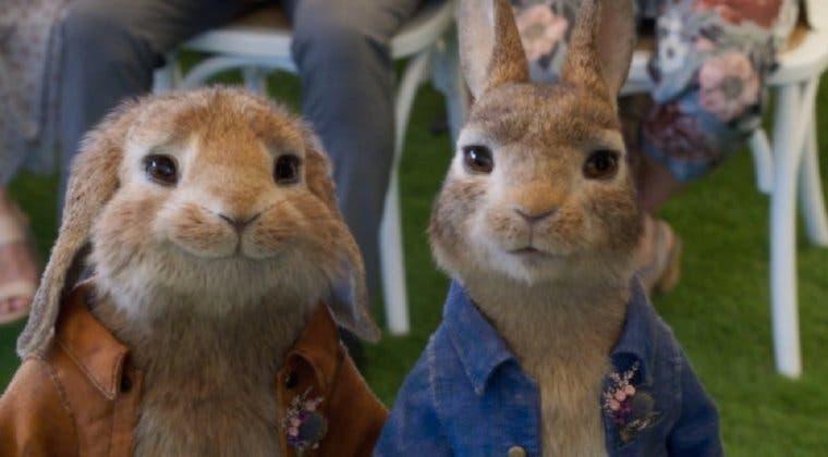 Imagen de Peter Rabbit 2: a la fuga presenta un refrescante tráiler de cara a su estreno en verano