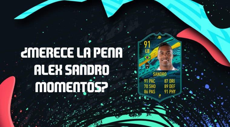 Imagen de FIFA 20: ¿Merece la pena Alex Sandro Moments? + Solución de su SBC