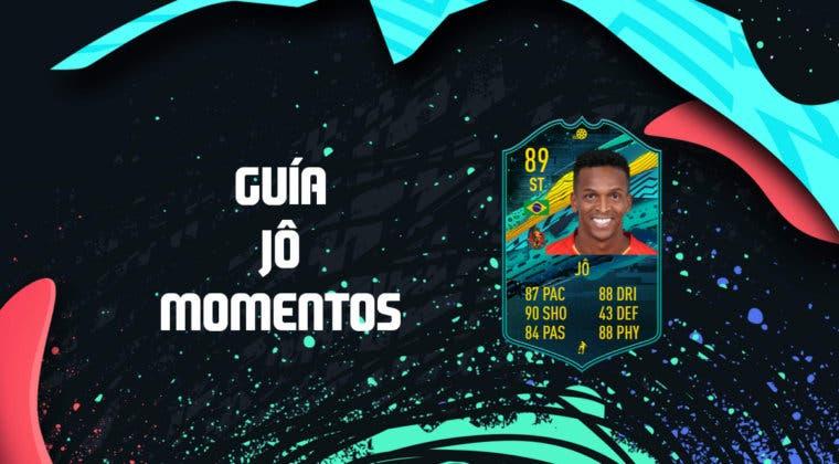 Imagen de FIFA 20: Guía para conseguir a Jô 89 Momentos