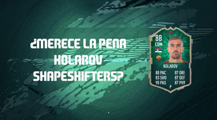 Imagen de FIFA 20: ¿Merece la pena Kolarov Shapeshifters? + Solución de su SBC