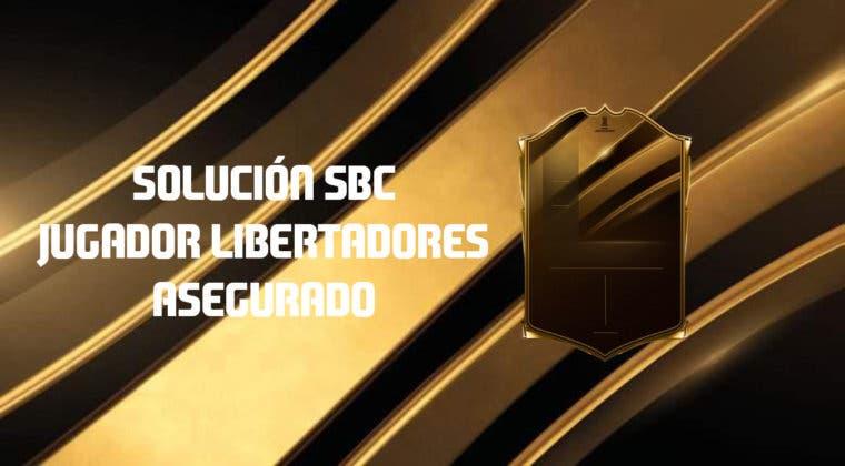 Imagen de FIFA 20: Solución al SBC jugador Libertadores asegurado