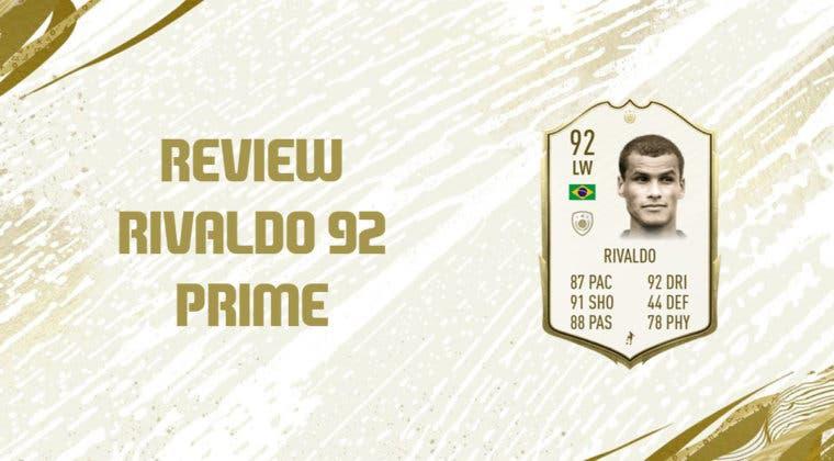 Imagen de FIFA 20: review de Rivaldo Prime (92)