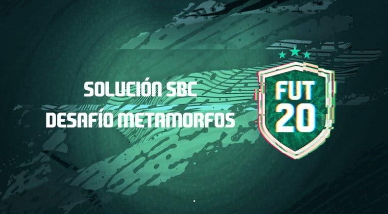 Imagen de FIFA 20: Solución al SBC del Desafío Metamorfos