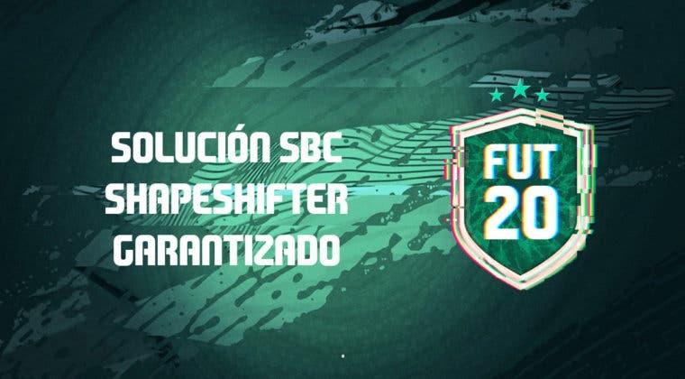 Imagen de FIFA 20: Solución al SBC de un ShapeShifter garantizado