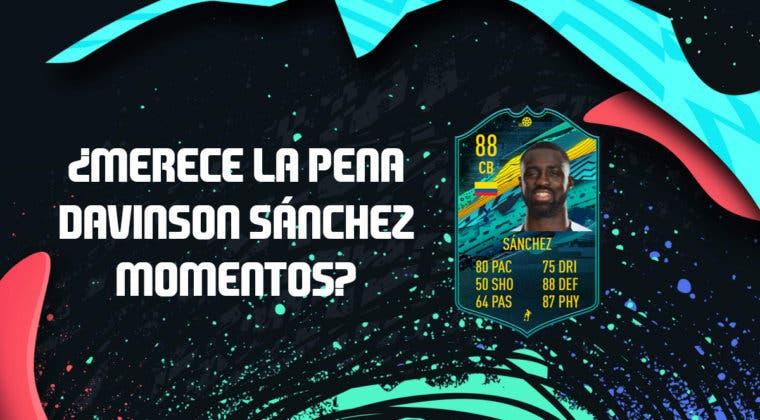 Imagen de FIFA 20: ¿Merece la pena Davinson Sánchez Momentos?