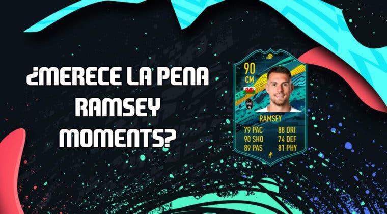 Imagen de FIFA 20: ¿Merece la pena Aaron Ramsey Moments? + Solución de su SBC