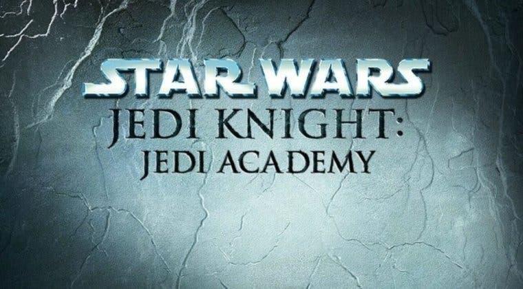 Imagen de Star Wars Jedi Knight: Jedi Academy ya disponible en PS4 y Nintendo Switch
