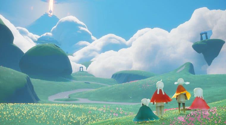 Imagen de Lo nuevo de los creadores de Journey, Sky: Children of the Light, dará el salto primero a Nintendo Switch