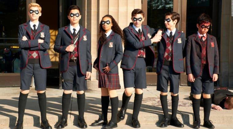 Imagen de Anunciada la fecha de la temporada 2 de The Umbrella Academy en Netflix