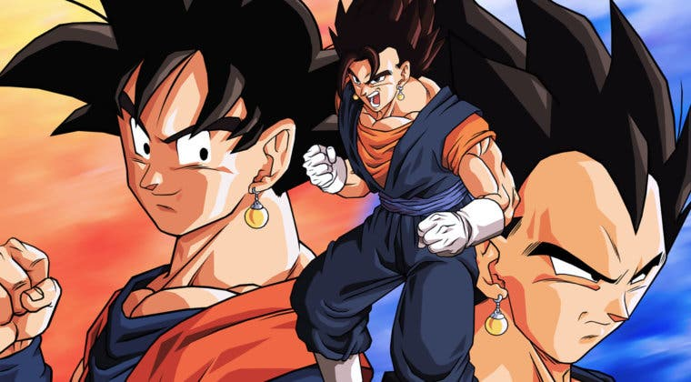 Imagen de Las 10 transformaciones de Vegetto en Dragon Ball