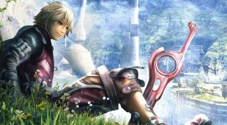 Imagen de La espectacular edición coleccionista de Xenoblade Chronicles: Definitive Edition para Switch