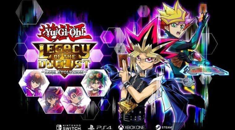 Imagen de Yu-Gi-Oh! Legacy of the Duelist: Link Evolution confirma su fecha de lanzamiento