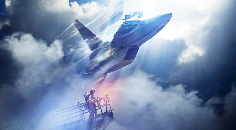 Imagen de Ace Combat 7: Skies Unknown confirma nuevo DCL de pago en el 25 aniversario de la saga