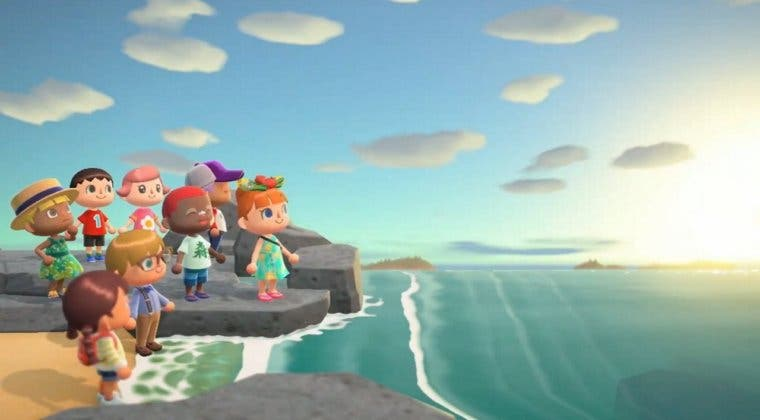 Imagen de Una pareja decide casarse en Animal Crossing: New Horizons a causa del Covid-19