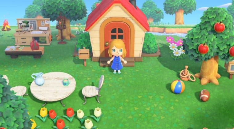 Imagen de Animal Crossing: New Horizons recibe la actualización 1.1.1 para eliminar un glitch