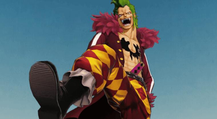 Imagen de Bartolomeo se luce en el nuevo tráiler de One Piece: Pirate Warriors 4