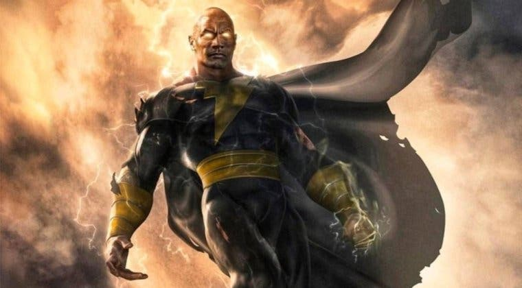 Imagen de Black Adam confirma a varios de sus personajes en la DC Fandome
