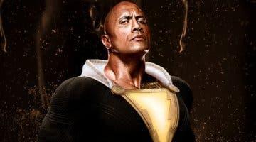 Imagen de El impactante doble de Dwayne Johnson en Black Adam ¿Quién está más fuerte?