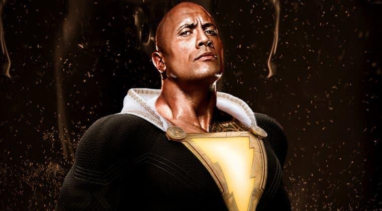 Imagen de El rodaje de Black Adam, la película de DC con Dwayne Johnson, se retrasa hasta 2021