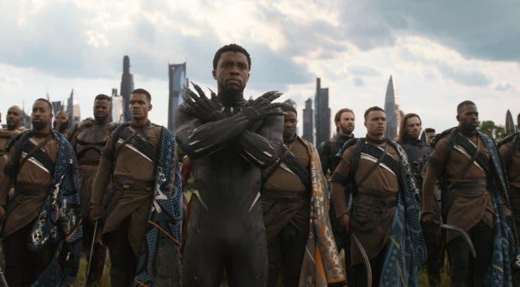Imagen de Esta es la nueva fecha de Black Panther 2 tras su retraso por el coronavirus