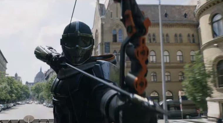 Imagen de Las referencias de Taskmaster al UCM en el nuevo trailer de Viuda Negra