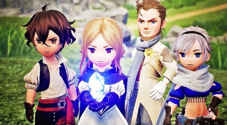 Imagen de Bravely Default 2 tiene ya una nueva demo gratis en Nintendo Switch