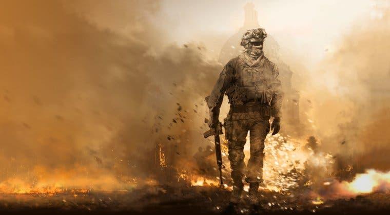 Imagen de CoD: Modern Warfare 2 Remastered podría haber desvelado su inminente fecha de lanzamiento