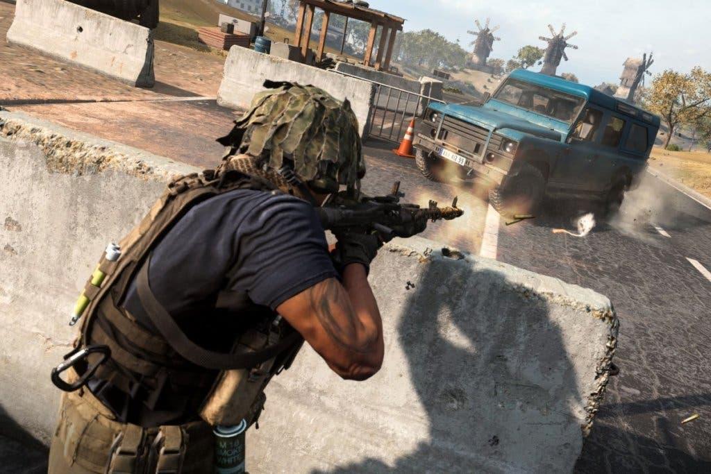call of duty warzone como denunciar o reportar un jugador