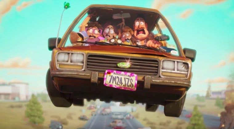 Imagen de Tráiler de Conectados: Modo Familia, la comedia apocalíptica de Phil Lord y Chris Miller