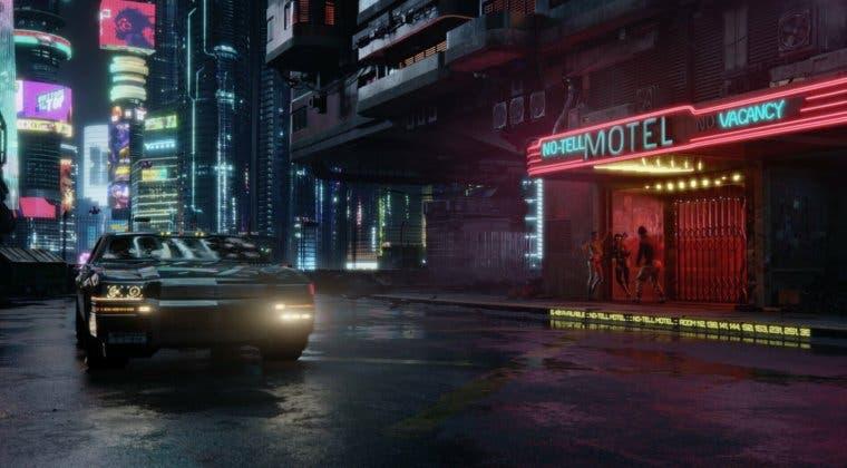 Imagen de El mapa de Cyberpunk 2077 se basa en una versión actual del juego de mesa