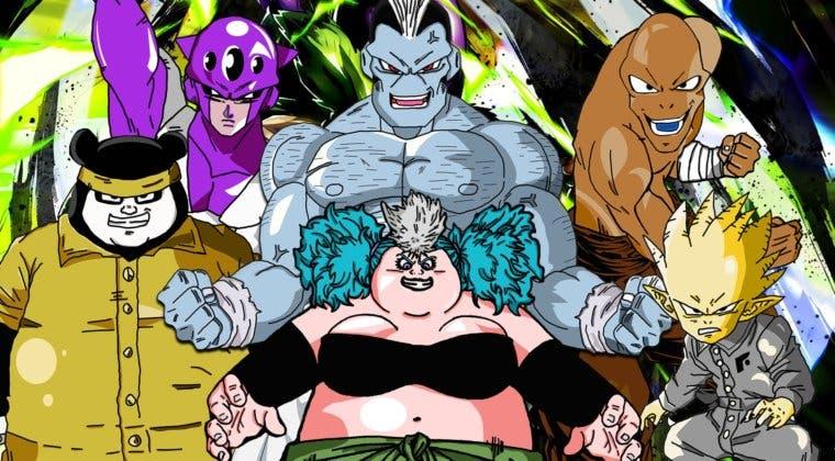 Imagen de Sagambo, Yunpa: Conoce los nuevos personajes de Dragon Ball Super