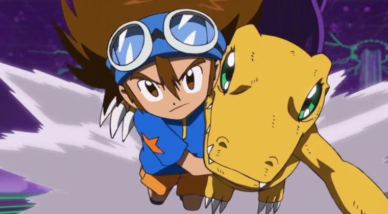 Imagen de Análisis Digimon Story: Cyber Sleuth