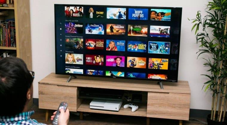Imagen de Comprueba aquí si tu televisor es compatible con Disney Plus
