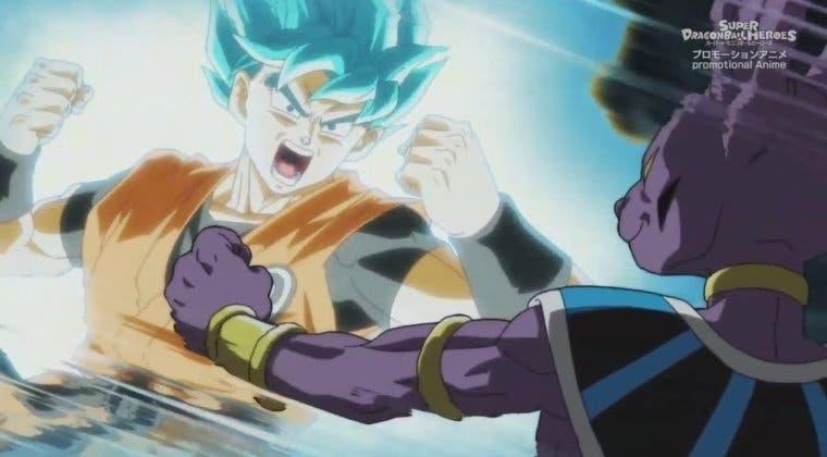 Imagen de Dragon Ball Heroes comparte sinopsis y mes de estreno de su episodio 22